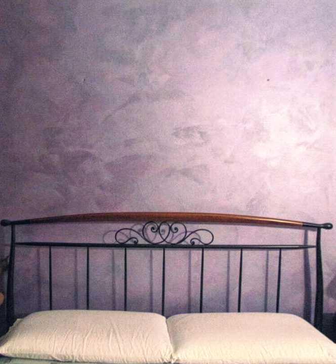 3 colori per camere da letto di carattere la coloratrice - Disegni parete camera da letto ...