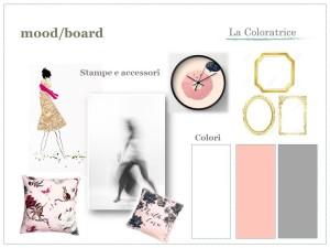 La Coloratrice_progetto giorgia 2015_moodboard