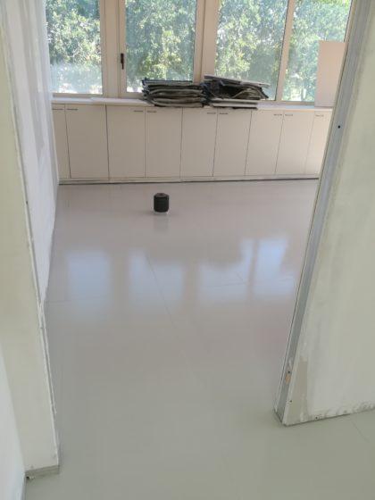 verniciare pavimenti